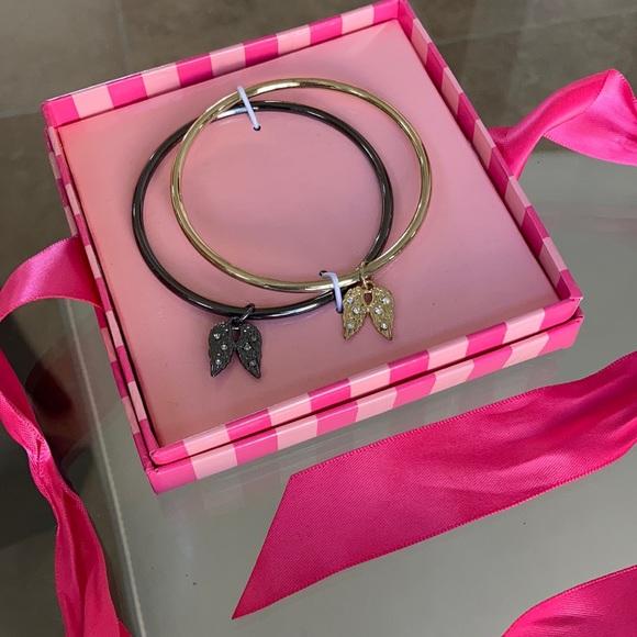Victoria's Secret bangle angles bracelets